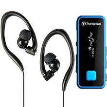 Transcend MP350 Digital Music Player 8GB